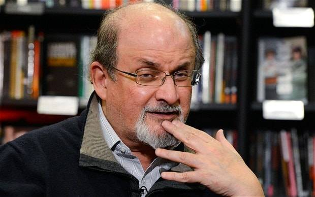 Salman Rushdie A Writer's Tale
