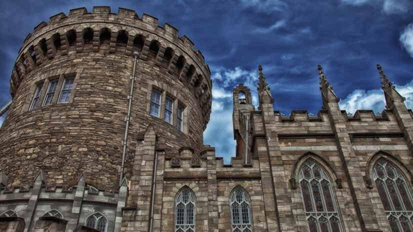 Open Innovation at Dublin Castle