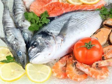 Irish seafood