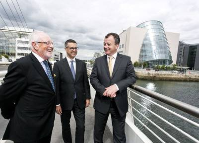 Irish Infrastructure Fund secures deal to operate the Convention Centre Dublin