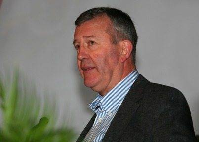 Ryanair's former COO and deputy chief executive Michael Cawley