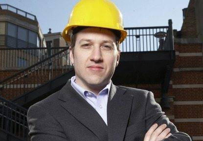 MyBuilder launches survey to find best builders' breakfast Ryan Notz, MyBuilder founder