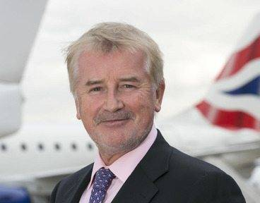 Dublin London City Airport's second busiest route in February Declan Collier, CEO of London City Airport