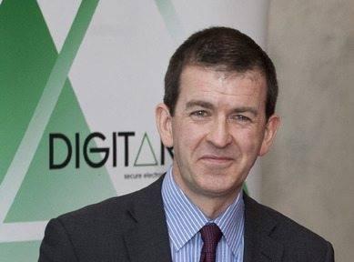 Jonathan Dempsey, Digitary's CEO