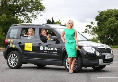 Skoda renews partnership with Dogs Trust