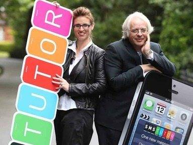 World's first mobile learning system SMS Tutor launching