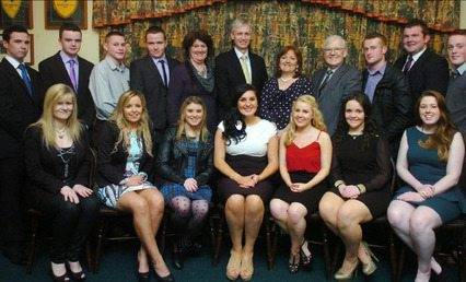 16 third-level scholarships awarded as part of Corrib Natural Gas scheme
