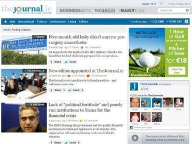 New editor for TheJournal.ie