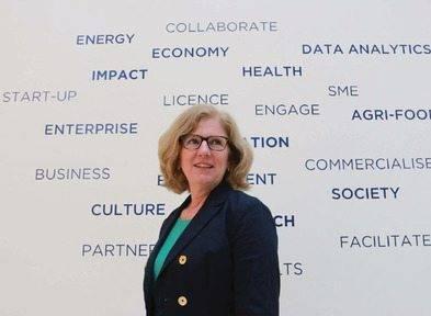 Future business: disruptive innovation Dr Trish Gorman