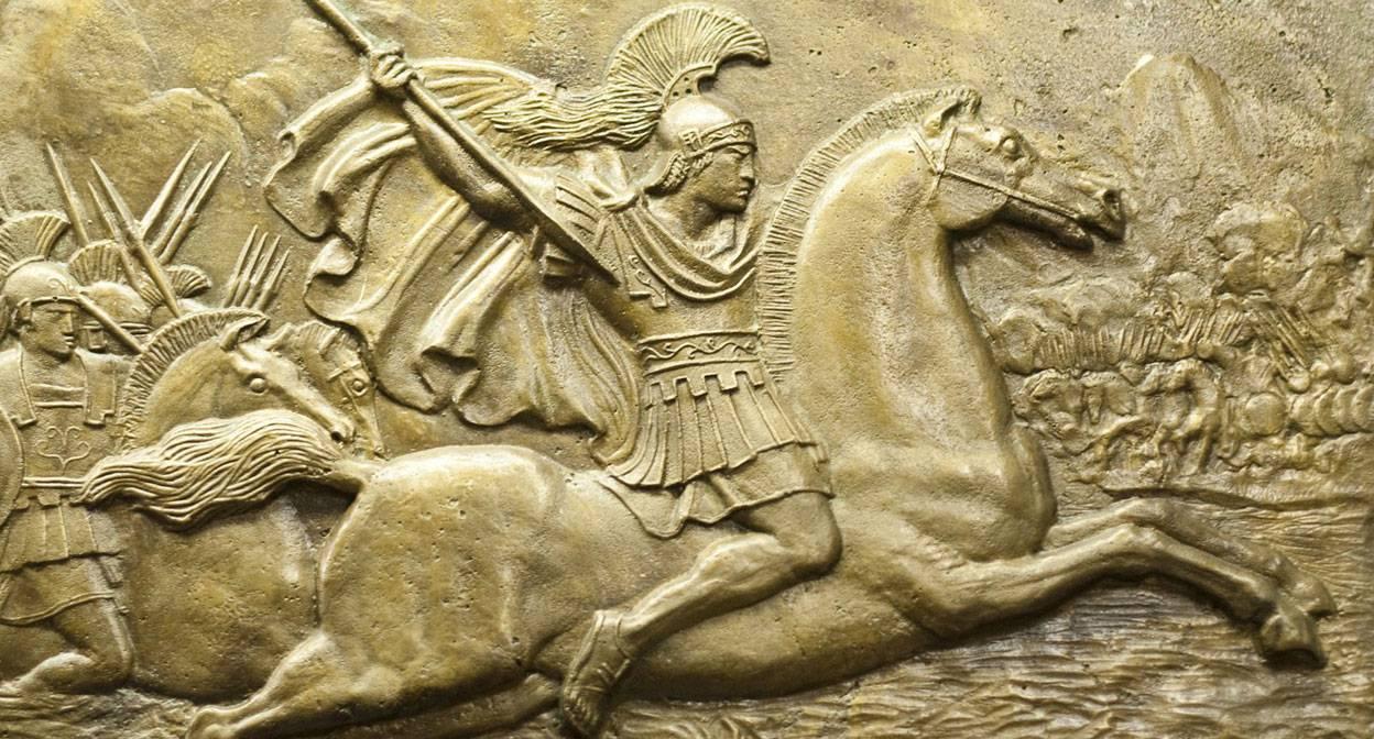 Alexander The Great Leadership