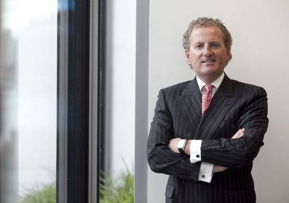Alan Duffy, managing director and Ireland head, HSBC Corporate Bank
