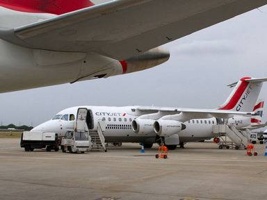 CityJet beefs up London City to Dublin route