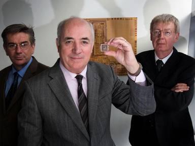 Ciaran Connell, Jim O'Hara, and Michael McLaughlin