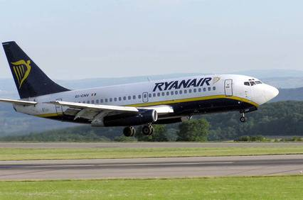Ryanair to send SMS alerts for certain flight delays
