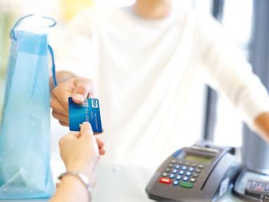 Visa card expenditure in Ireland