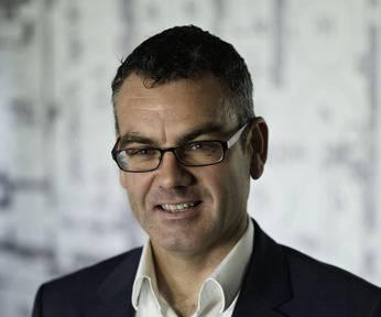 Aidan Bell, Aramark managing director