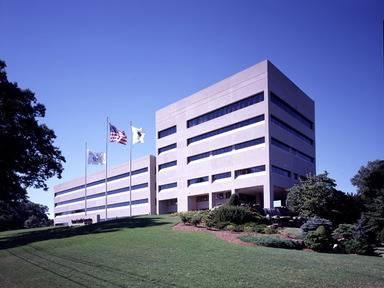 Boston Scientific headquarters in Massachusetts in the US