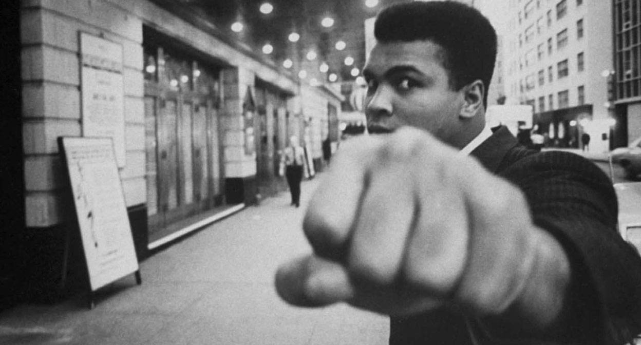 Muhammad Ali Record GOAT The Greatest of All-Time