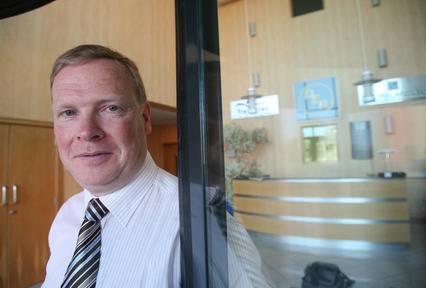 CEO of Crospon John O'Dea