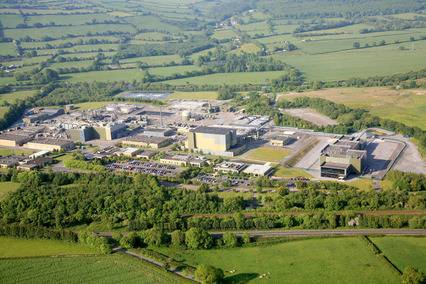 MSD plant in Ballydine, Co Tipperary