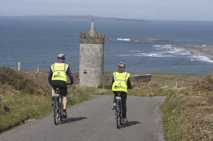 Free cup of tea if you cycle to me' scheme introduced in Co Clare