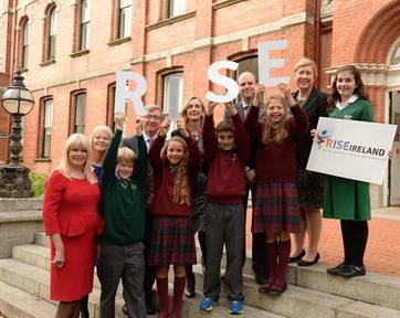 Rise programme being launched at UCD Smurfit Business School
