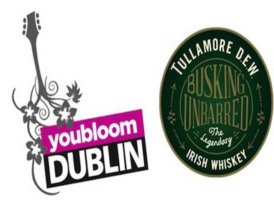 Youbloom festival with Tullamore Dew