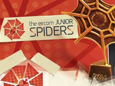 Eircom Junior Spiders
