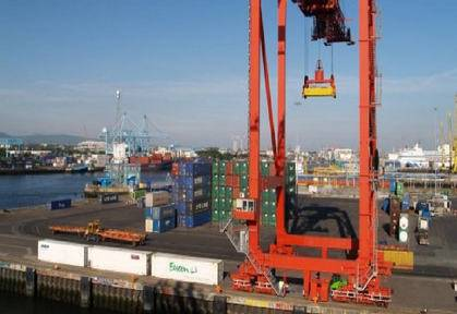 Goods and services exports continue to drive growth