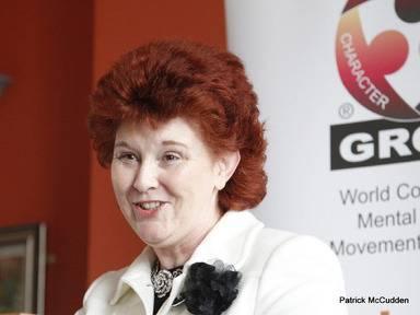 Grow Ireland CEO, Michele Kerrigan