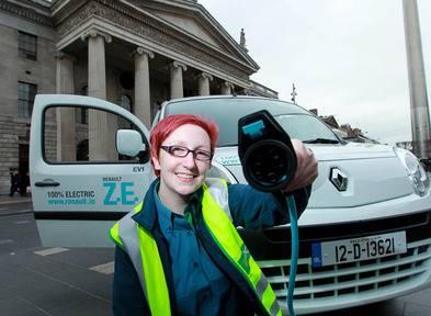 Dublin postwoman Caroline Doyle