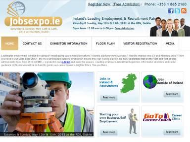 Dublin jobs fair