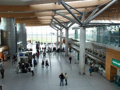 Pictured: Cork Airport © DAA