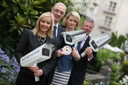 Kinesense in Dublin receives 620k investment