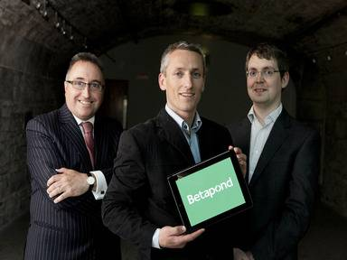 Betapod Gets Funding
