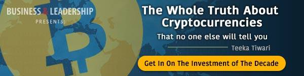 The Whole Truth About Cryptocurrency