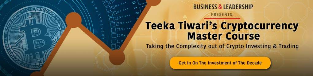 Teeka Tiwari's Cryptocurrency Master Course
